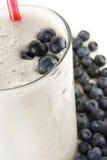 smoothie голубики Стоковое Изображение RF