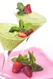 smoothie десерта Стоковые Изображения RF