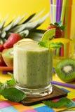 smoothie кивиа Стоковое Изображение RF