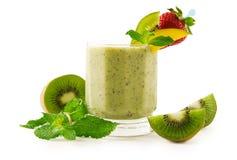 smoothie кивиа Стоковая Фотография RF