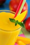 smoothie мангоа Стоковая Фотография RF
