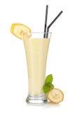 Smoothie молока банана Стоковая Фотография RF