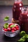 Smoothie от berrys Стоковое Изображение RF