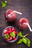 Smoothie от berrys Стоковые Изображения