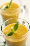 smoothie плодоовощ питья здоровый стоковая фотография