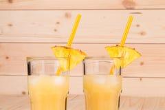 smoothie тропический Стоковое Фото