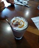 Smoothie шоколада Стоковые Изображения RF