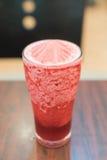 Smoothie ягоды смешивания Стоковое Изображение RF