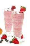 smoothie ягоды Стоковая Фотография