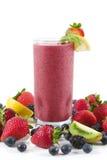 smoothie ягоды Стоковые Фотографии RF