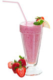 Smoothie Photo libre de droits