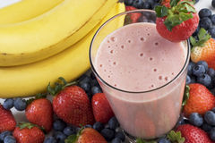 Smoothie Fotografie Stock