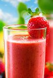 smoothie Stock Afbeeldingen
