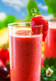 smoothie Fotos de Stock
