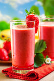 smoothie Stock Afbeelding