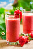 smoothie Stock Fotografie