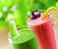 smoothie Royaltyfri Foto