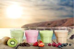 smoothie Imagens de Stock Royalty Free