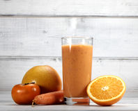 smoothie Royaltyfria Foton