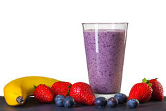smoothie Imagem de Stock Royalty Free