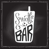 Smoothie bar Obraz Stock