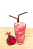 Smoothie beetroot Royalty Free Stock Images