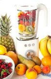 Smoothie blender Royalty Free Stock Photos
