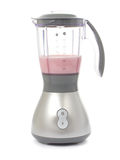 Smoothie in blender Royalty Free Stock Photo