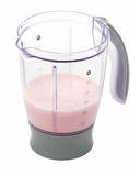 Smoothie in blender Stock Image