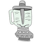 Smoothie Blender Drawing Royalty Free Stock Images