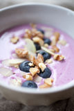 Smoothie bowl Stock Photography