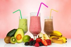 Smoothie concept. Stock Photography