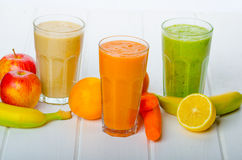 Smoothie day, time for healthy drink Royalty Free Stock Image