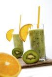 Smoothie de fruit frais Image stock
