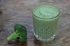 Smoothie de fruits et légumes Image stock