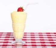 Smoothie de la fruta Imagen de archivo