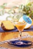 smoothie de pina de colada photo stock