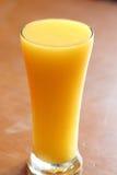 Smoothie del mango Foto de archivo