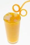 Smoothie del mango Imagen de archivo
