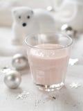 Smoothie del yogur fotos de archivo