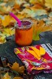 Smoothie des vitamines pour la nutrition Photo stock
