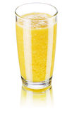 Smoothie drink studio photo Royalty Free Stock Photography