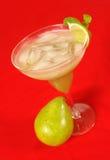 smoothie för 2 pear Royaltyfri Foto