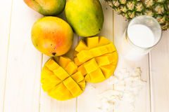 Smoothie Royalty Free Stock Images