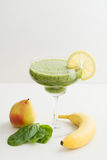 Smoothie in a glass Royalty Free Stock Photos
