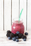 Smoothie. Royalty Free Stock Photos