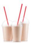 Smoothie i format tre av den älsklings- koppen royaltyfri bild