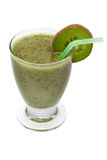 Smoothie Kiwi Royalty Free Stock Photos