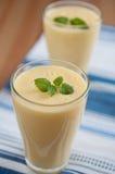 Smoothie Lassi манго Стоковое Изображение RF