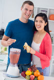 Smoothie makers Royalty Free Stock Photos